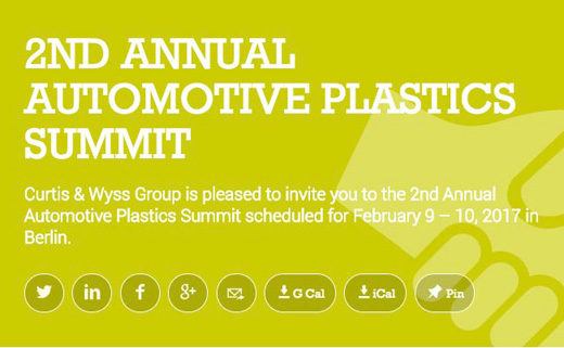 Automotive Plastics Summit
